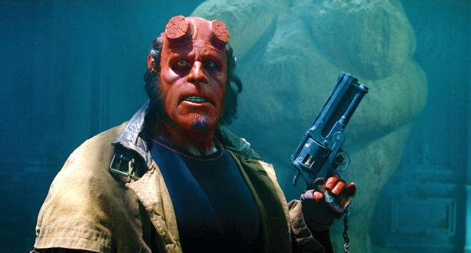 Film Title: Hellboy II: The Golden Army